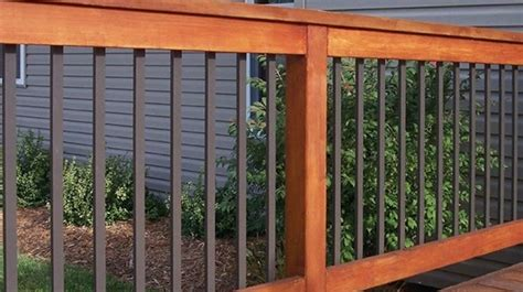 deck balusters baluster accessories metal composite