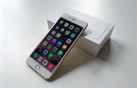iphone 6 plus iphone 6 plus review ons oordeel de grootste iphone