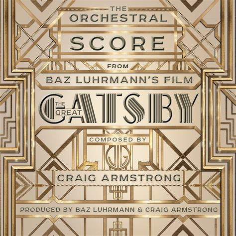 theme of memory in the great gatsby craig armstrong the great gatsby