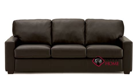 palliser leather sofa westend leather sofa by palliser is fully customizable by