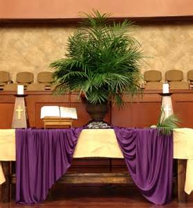 altar decorations gaumc sanctuary palm sunday altar 2014 altar design palm sunday altars and palm