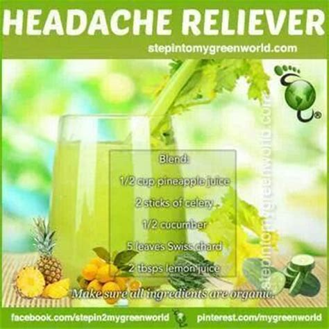 Detox Headache Treatment by 1000 Images About Headaches On Types Of