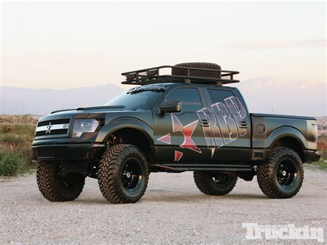 ford truck lifted lifted truck gallery lifted trucks truckin magazine