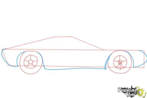 how to draw a sports car step by step drawingforall net how to draw a sports car drawingnow