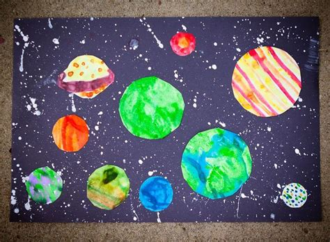 planet crafts for 25 best ideas about planet crafts on space