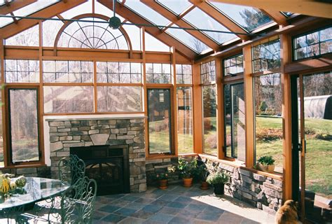 Solar Sunrooms use solar innovations inc s sunrooms to expand living space and add value to residential