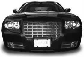 Chrysler 300 Bra Covercraft Mm43179 Covercraft Car Mask Free Shipping
