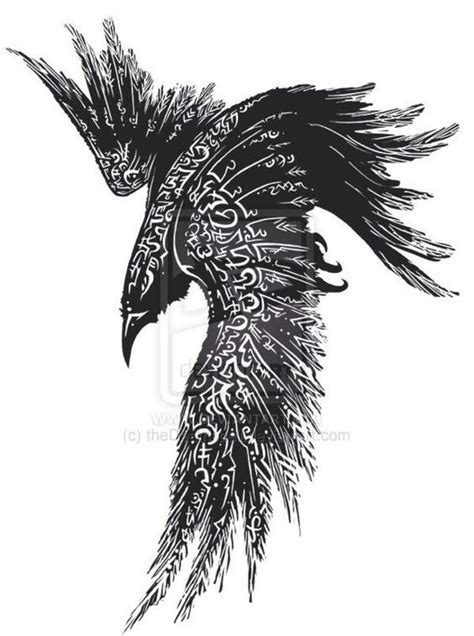 nordic design meaning 25 best ideas about raven tattoo on pinterest crow