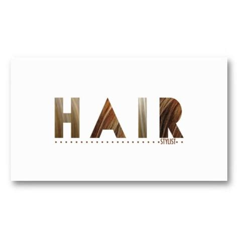 hair salon business cards templates free 25 best business cards hair stylist images on
