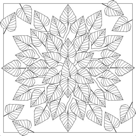 autumn mandala coloring pages free printable mandala coloring pages by shala kerrigan