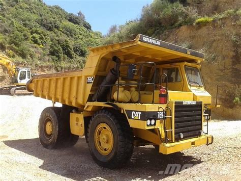 Caterpilar K1 121 21 131 used caterpillar 769c site dumpers year 1985 price 54 315 for sale mascus usa