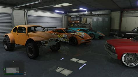 Gta Garage gta 5 15 new features you missed in the ill gotten gains