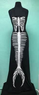 mermaid skeleton tattoo best 25 mermaid skeleton ideas on mermaid
