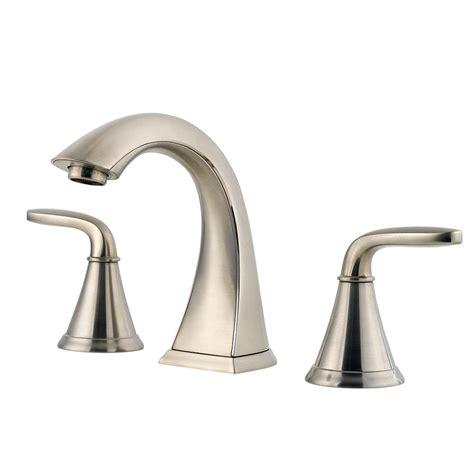 pasadena widespread lav satin nickel faucet f049pdkk