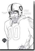 oakland raiders kids zone coloring pages