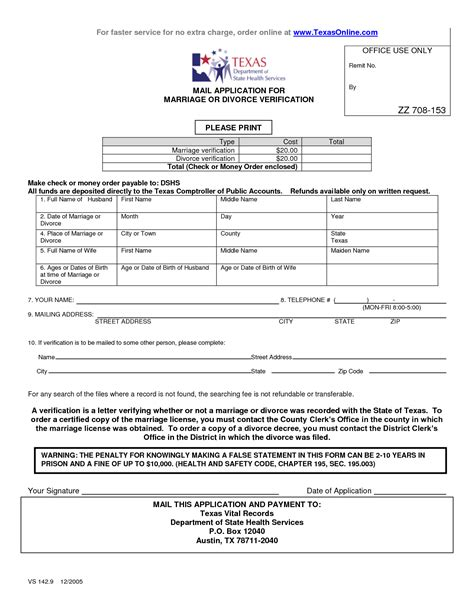 How To Make Divorce Papers - best photos of printable divorce papers free