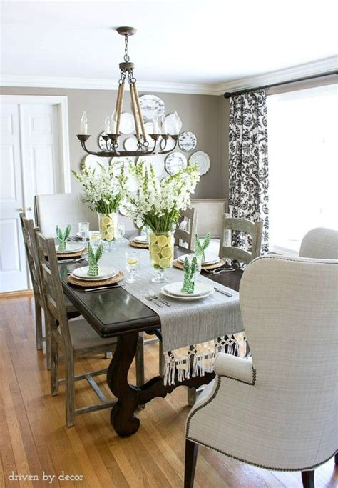 Simple Dining Room Table Centerpieces by 2016 Home Tour Centerpieces Easter Table And Tables