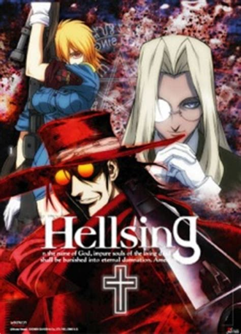 nonton anime genre josei hellsing levelanime
