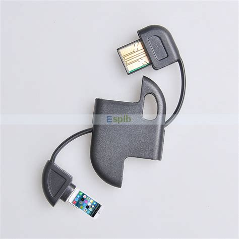 Cabel Data Usb To Iphone 56 Hv Cb543 New 8 pin 5pin 30pin keychain micro usb charger sync data cable adapter for iphone 4 5 5s 5g 6 6