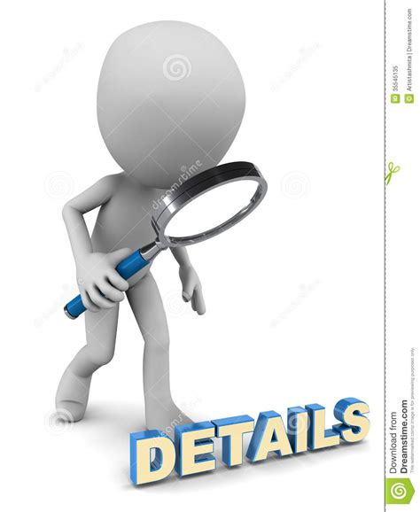 The Is In The Details details royalty free stock photo image 35545135