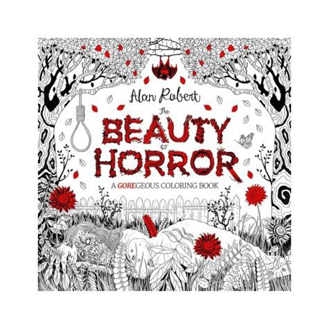 coloring books target of horror a goregeous coloring book target