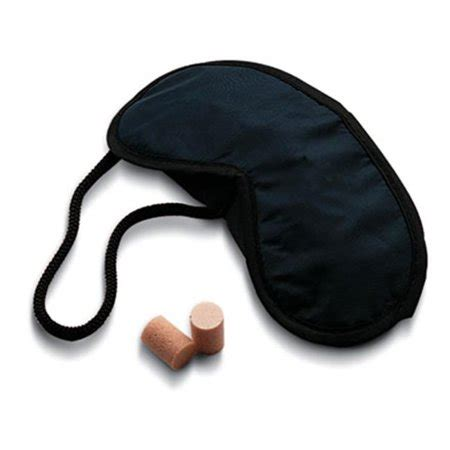 Ear Eye Mask eye mask and ear plugs walmart