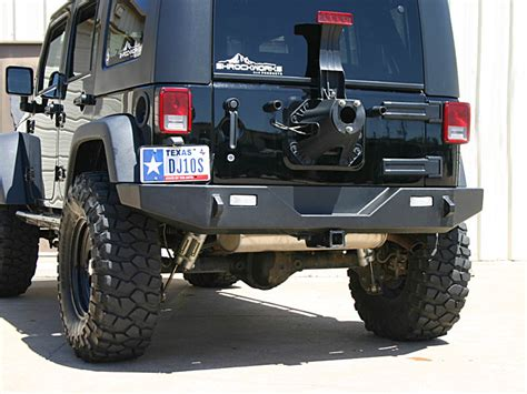 Jeep Jk Rear Bumper Jeep Jk Rear Bumper