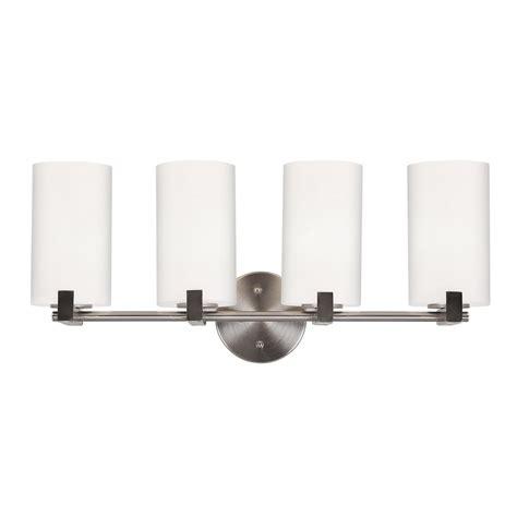 satin nickel vanity light design house torino 3 light satin nickel vanity light