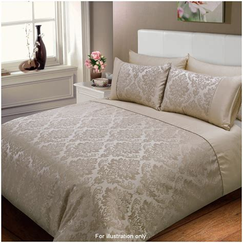 Elizabeth Jacquard Damask Duvet Set Bedding Duvet Sets Bed Duvet Covers