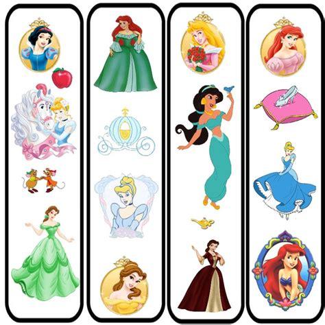 printable bookmarks disney 119 best disney princess party images on pinterest
