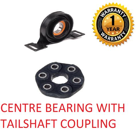 Bearing Bmw E46 tailshaft centre bearing and coupling fit bmw e36 e46 e39