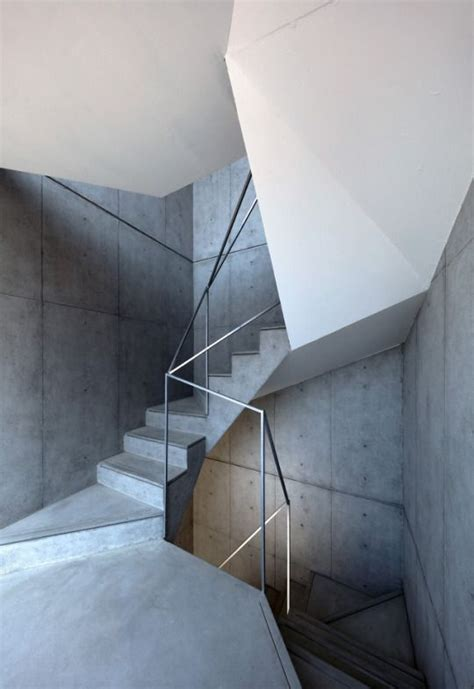 Interior Concrete Stairs Design 25 Best Ideas About Concrete Stairs On Staircase Design Exterior Stairs And Modern