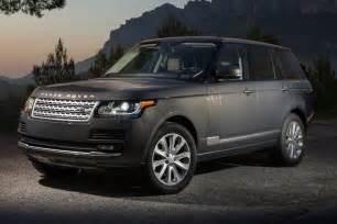 2016 land rover range rover pricing for sale edmunds