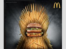 McDonald's Sits Upon Fast Food Iron Throne With 24-Hour ... Arby S Menu