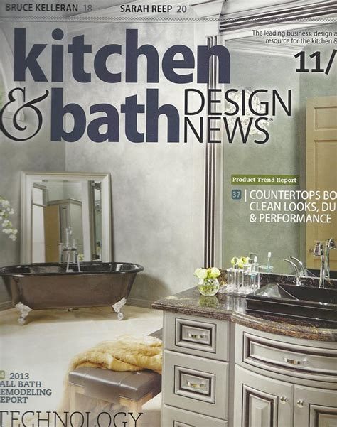 kitchen and bath design news wood countertop in kitchen bath design news november 2013