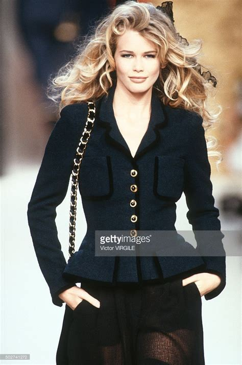 Catwalk To Carpet Schiffer In Chanel by 71 Best Schiffer Images On