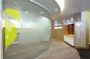 curved walls komfort curved glass office wall interior office
