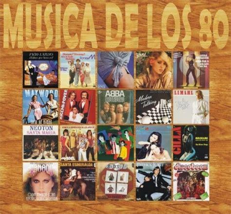 imagenes grupos musicales de los 80 imagen musica de los 80 grupos emagister com