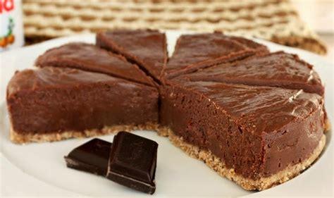 cocinando con montse tarta de nutella con galletas cocinando en marte nutella cheesecake sin horno no oven