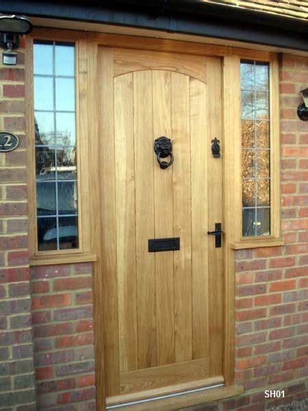 Oak Front Doors 17 Best Images About Front Doors On Bespoke Solid Oak Doors And Door With Window