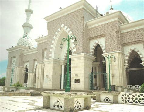 desain masjid timur tengah masjid raya makassar dunia masjid jakarta islamic centre