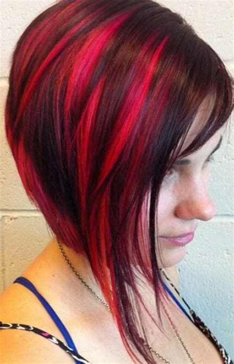 bob hairstyles different colors 15 different red colored bob hairstyle ideas for women
