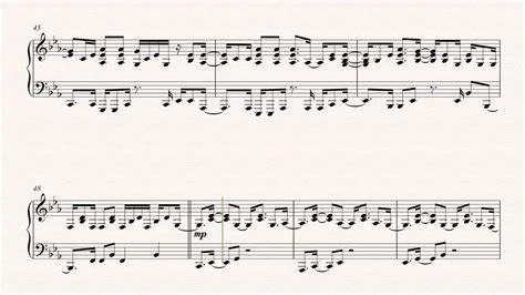 tutorial piano vivir mi vida piano vivir mi vida marc anthony sheet music chords