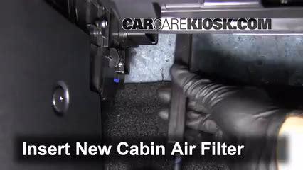 Nissan Versa Cabin Air Filter by Cabin Filter Replacement Nissan Versa 2012 2016 2013