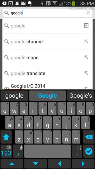 Chrome Find Search Chrome For Android Tip Quot Find In Page Quot Easily Chrome Story