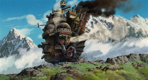 the of howl s moving castle howl s moving castle wallpapers wallpaper cave