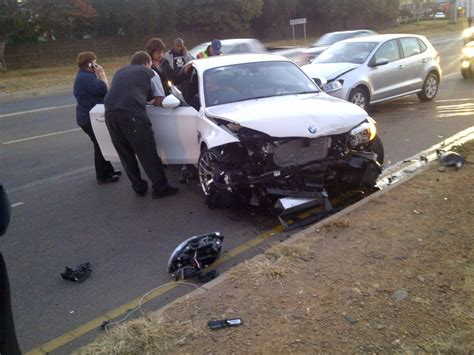 bmw 1 series m coupe crash no3 south africa edition