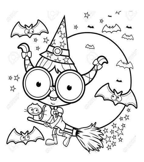 imagenes de juegos para halloween dibujos de halloween 174 im 225 genes para colorear e imprimir
