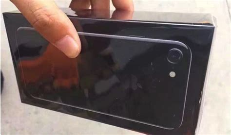apple iphone   unboxing pits  jet black  matte