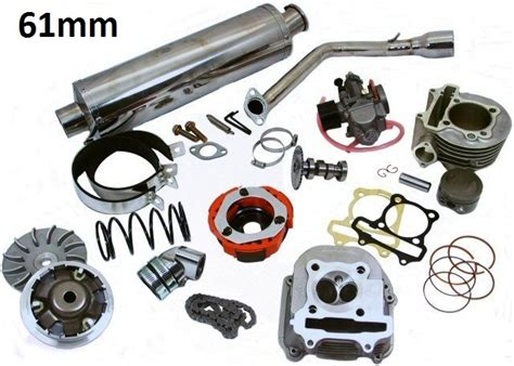 Gy6 High Performance Racing Parts